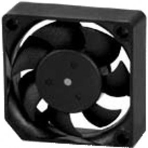 Black EverCool 35mm 12V Evelube Bearing DC Fan