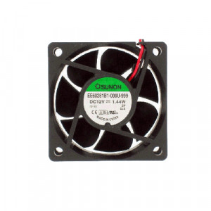 Sunon EE60251B1-000U-999 60mm Dual Ballbearing 4 Pin Fan