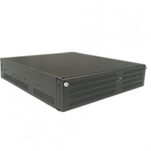 Dynapower Heavy Duty Steel ATX 2U Entry-level Case EJ-2U455, 1 x 5.25in Bay, 3 x 80mm Fans, Front USB.