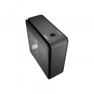 Aerocool DS 200 Black Edition with Window Middle Tower Gaming Case EN52728