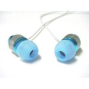 Blue Rocksoul ER 101 3.5mm Isolating Stereo Earphone for iPod/iPhone/MP3/PC