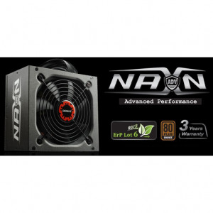 Enermax NAXN ADV 82+ ETL650AWT 650W ATX12V Power Supply