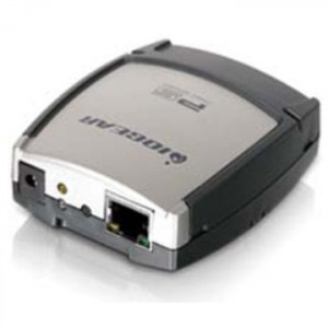 IOGear Palm Sized 1 Port USB 2.0 Print Server, Model: GPSU21.