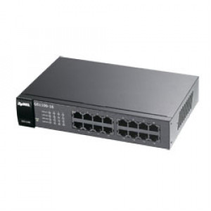 Zyxel 16 Port Gigabit Rackmount Switch