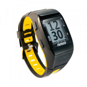 PAPAGO! GW770-US GoWatch 770 GPS Multi-Sports Watch (Yellow)
