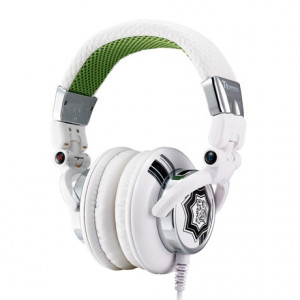 White Thermaltake Tt eSPORTS 3.5mm CHAO-DRACCO Headphone