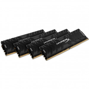 Kingston HX430C15PB3K4/32 HyperX Predator 32GB (4x8GB) DDR4 288-Pin Desktop Memory