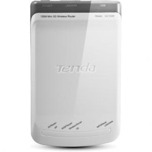 Tenda 3G150M 150Mbps Portable Wireless N 3G Router IMTW3G150M
