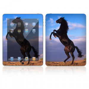 Decalskin Apple iPad Skin - Animal Mustang Horse