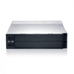 Sans Digital InstaRAID Internal RAID 0/RAID 1 2 Bay 2.5in Hard Drive Enclosure IR12TB