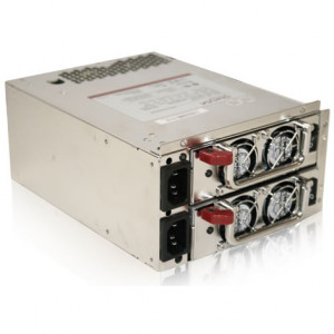 iStarUSA Dual AC Input 4U 400W Redundant Computer Power Supply