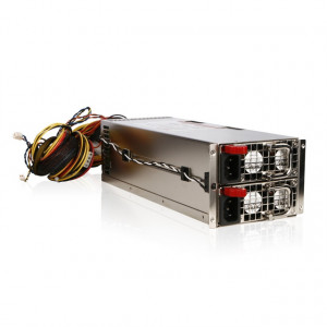 iStarUSA Dual AC Input 2U 500W Redundant Power Supply IS-500S2UP