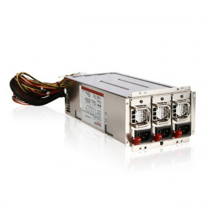 iStarUSA 700W 3U Redundant Power Supply IS-700R3KP