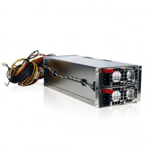 iStarUSA 700W 2U Redundant Power Supply IS-700S2UP