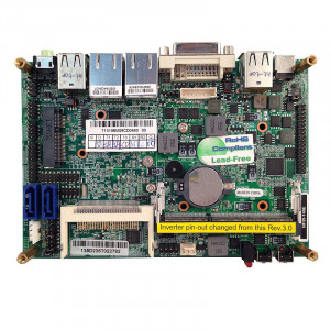 Jetway JNF35-T40E Motherboard, AMD G-T40E APU, Integrated ATI Radeon HD 6250 Graphics, DDR3 1066MHz,