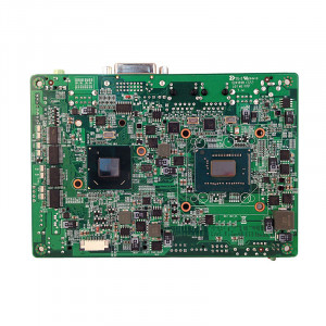 Jetway JNF39-1047 BGA1023 Motherboard, Intel Celeron 1047UE Dual Core Mobile Processor, Intel HD2500