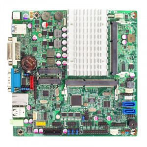 Jetway JNF9M-3827 NF9M Mini-ITX Motherboard, Intel Atom E3827 SoC Processor, DDR3L 1333, SATA 3Gb/s,