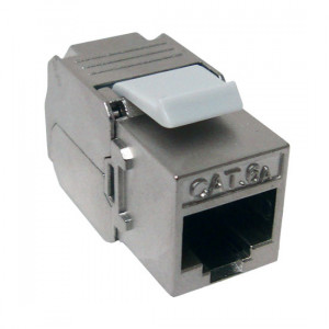 CAT6A Keystone Jack K62A-973/180/S Shielded