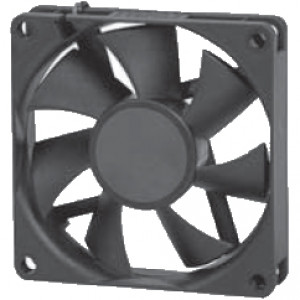 Sunon KDE1207PHV1-4 70mm 12V 4-pin VAPO Bearing DC Fan
