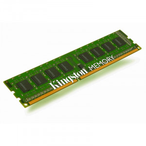 Kingston KVR16N11H/8 8GB DDR3 240-pin Desktop Memory, PC3-12800 (1600MHz), 1.5V, CL11, Non-ECC, Unbuffered.