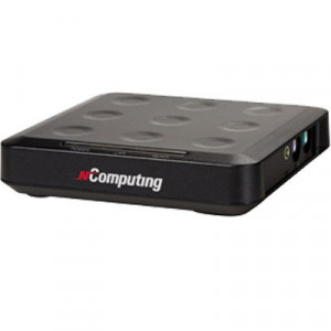 NComputing L230 Multi-User Network Computing Terminal, Ultra Thin Client with USB and Mic Support.