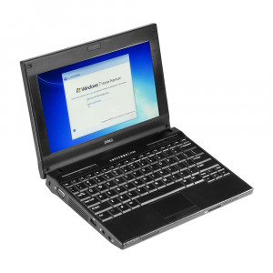 Refurbished: Dell Latitude 2100 10.1in Notebook, Intel Atom N270 CPU, 1GB RAM, 80GB HDD,  Windows XP