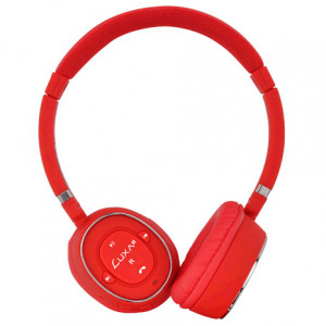 Red Thermaltake LUXA2 BT-X3 Bluetooth Stereo Headphone