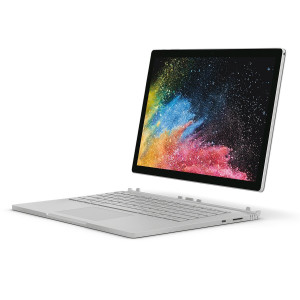 "Microsoft Surface Book 2 13.5"" Intel Core i5/8GB/256GB 1Yr Microsoft Warranty HMW-00001"