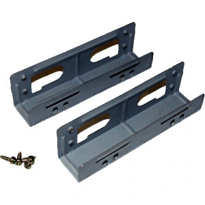 "*Used* Hard Disk Drive (HDD) Mounting Kit / Frame / Bracket, Mount any 3.5"" internal drive in a 5.25"" bay"