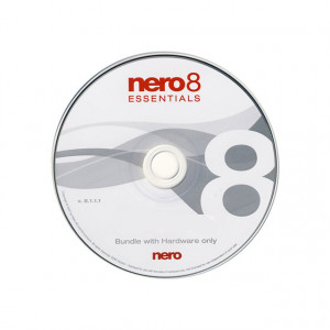Nero 8 Essentials Suite 3 Software (V8.3)