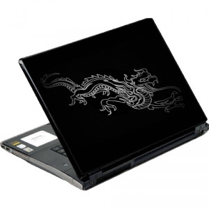 DecalSkin Chinese Dragon Laptop Skin