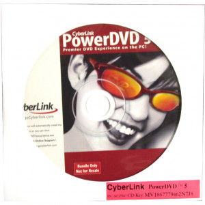 Power DVD 5.0 [Must purchase with optical drive]