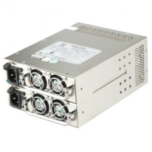 Dynapower Sure Star 4U Mini Redundant 500W Server Power Supply