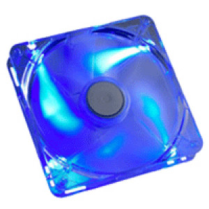 CoolerMaster Blue LED Silent 140mm Case Fan
