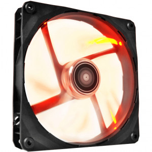 NZXT FZ-140mm Red LED Airflow Fan RF-FZ140-R1