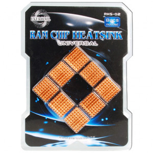 Evercool RHS-02 All Aluminum Heatsinks