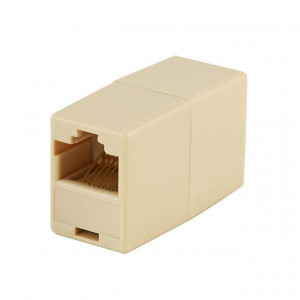 RJ45 Inline Extension Coupler / Adapter to extend network cables