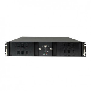 Athena Power 2U Rackmount Server Case (Black)