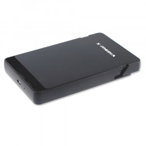 "X-MEDIA XM-EN2279 Tool Free 2.5"" USB2.0 SATA Enclosure"