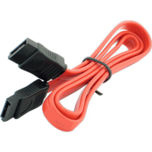 Serial ATA 150 Cable 18in, Red