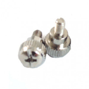 Alpha and Omega Metal Thumb Screws SCREW-TS-S