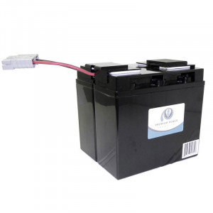 eReplacements SLA7-ER Replacement Sealed Lead Acid Battery for APC.