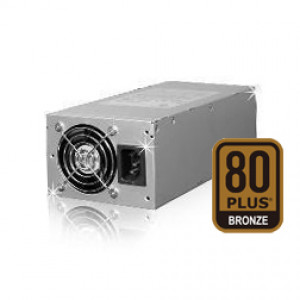 Dynapower 600W 2U Single High Efficiency Server Power Supply