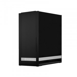 SilverStone SST-FT05B Fortress Series ATX Mid Tower Computer Case