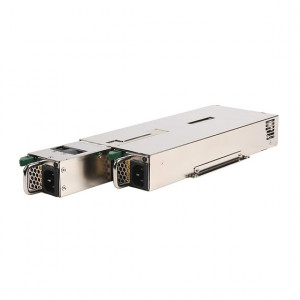 SILVERSTONE Gemini Series SST-ST30GF 300W+300W 1 U Narrow Redundant  Active PFC Power Supply with 80 PLUS Bronze Certified.