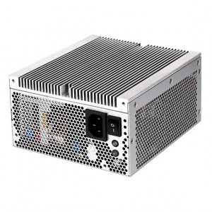 Silver SilverStone Nightjar Series 500W ATX12V 2.3 / EPS12V Computer Power Supply ST50NF