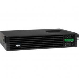 Tripp Lite SmartOnline 1.5kVA On-Line Double-Conversion UPS SU1500RTXLCD2U