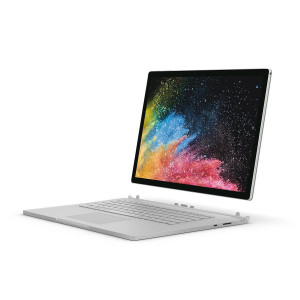 "Microsoft Surface Book 2 15"" Intel Core i7/16GB/512GB 1Yr Microsoft Warranty FUX-00001"