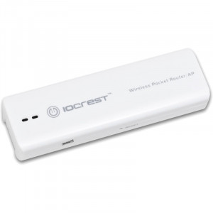 Syba 802.11N 2.4GHz Pocket Router/AP