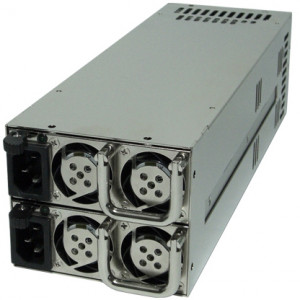 Dynapower Sure Star 650W 1U N+1 Redundant Power Supply